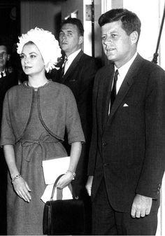Princess Grace  JFK