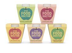 Food Doctor Packaging