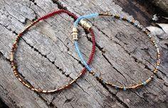 Sherlock - Morse code bracelets