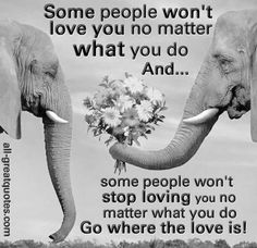 Picture Quotes Some People Won't Love You No Matter What You Do