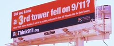 Giant Video Billboard of WTC7′s Destruction Placed in Times Square for 9/11 Anniversary | RiseEarth