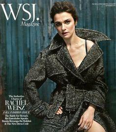 2011 style, fashion, journals, magazin cover, magazines, journal magazin, street journal, rachel weisz, september
