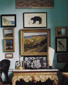 Peter Hinwood's London Drawing Room