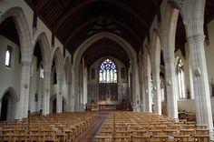 St Peter's Catholic Church, Winchester, England