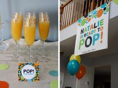 Real Baby Shower: Ready to Pop