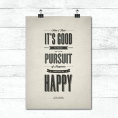 #typography, #happiness, #pursuitofhappiness