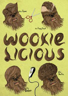 Chewie #chewbacca #star #wars