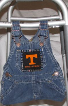 Walker Side Pocket Tennessee T a tote for a by VICKIsMIXEDBAG, $25.00