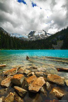✯ Matier Glacier - British Columbia, Canada