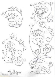 Peasant Folk Art Embroidery 16