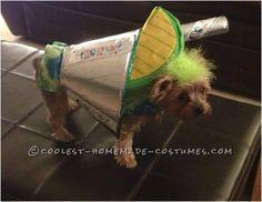 Barkarita Dog Costume… Coolest Halloween Costume Contest