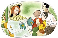 Authors who Skype for free
