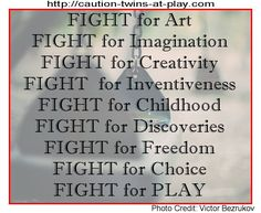 Fight for PLAY