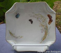 Antique Haviland Limoges Plate