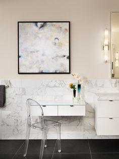 Bathroom Modern Art Deco Interior Design, Pictures, Remodel, Decor and Ideas - page 7