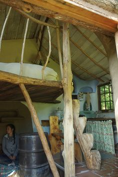 Cob cottage interior | Flickr - Photo Sharing!