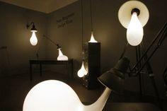 'LIGHT BLUBS' by Pieke Bergmans