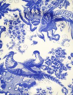 royal crown, fabric patterns, color, derbi blue, christmas, crown derbi, blue and white derby plates, birds, blues