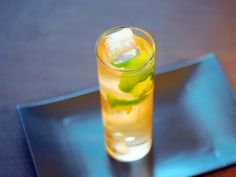 Death in the Gulf Stream: Genever Cocktail