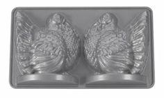 Nordic Ware Platinum Collection 3D Turkey Cake Pan: Amazon.com: Kitchen & Dining
