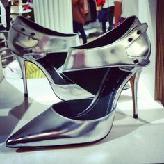Futuristic heel - Taken with #Snapette