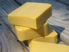 Buttermilk Bastille Baby Bar recipe - very mild soap & only oils in this one are coconut & olive