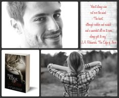 The Edge Of Never by J.A. Redmerski..A A BEAUTIFUL LOVE STORY
