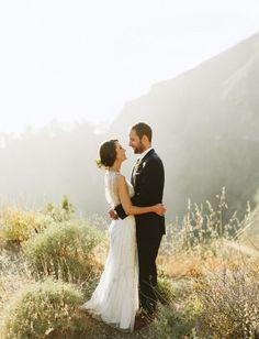 big sur bride and groom   by Benj Haisch
