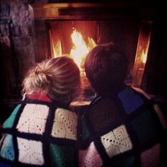 Warm and cozy.