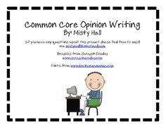 not free- good idea classroom idea, grade write, opinion piec, exercis idea, literaci idea, opinion write, smarti, opinion writing, 3rd grade