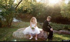 royal park hotel wedding rochester Michigan ring bearer flowergirl