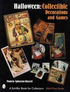 Halloween Collectible Book