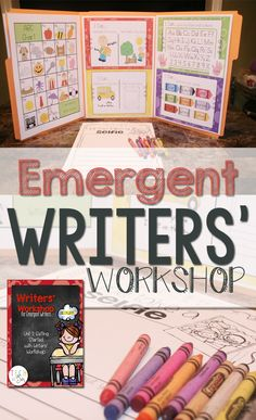 Need resources for introducing Writers' Workshop to your emergent writers? Then you will want to see this incredible resource. $