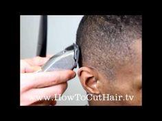 How To Cut A Fade - Bald Fade - Skin Fade