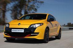 carro novo: Renault Mégane RS 2014