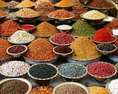 Indian Spices - 8x10 Fine Art Print