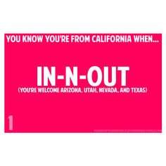 you know you're from california when... ❤  yupp thankful for Cali <3 liked on Polyvore