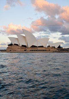 Sydney Opera House - #sydney #australia #tourism #travel - rossdujour.com