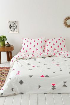 Assembly Home Little Pieces Duvet Cover  - Urban Outfitters