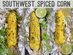 Southwest Spiced Corn - Budget Bytes