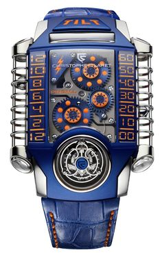 Christophe Claret X-TREM-1 Pinball Piece Unique For Only Watch 2013