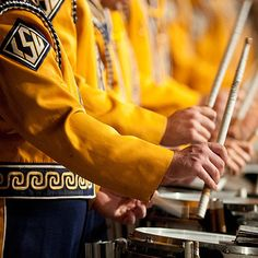 Love the Golden Band From Tigerland!