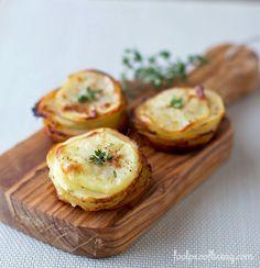 GF Muffin-Pan Potatoes