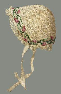 Infant's cap ca. 19th Century