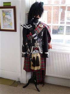 ASHBOURNE Heritage Centre has had its displays updated to commemorate this year's Ashbourne Highland Gathering.