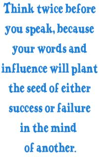 For my MasterMind Group. Words are powerful for success.