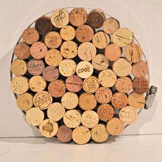 Wine Cork Trivet by Homeroad on Etsy, $10.00