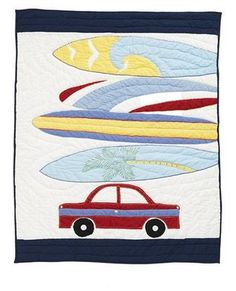 surfboard quilt on sale