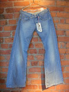 Kuyichi Womens Organic cotton jeans RRP £95 now only £45 international postage available