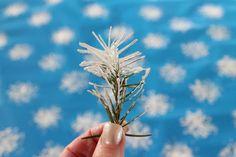 Make snowflake wrapp